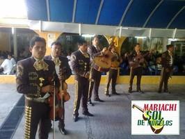 mariachi sol de morelos